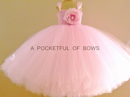 Pink blush flower girl dress toddler ball gown light pink blush flower girl dress toddler ball gown mightylinksfo Choice Image