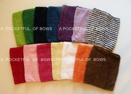 Crochet Tutu Tops 8 Inch