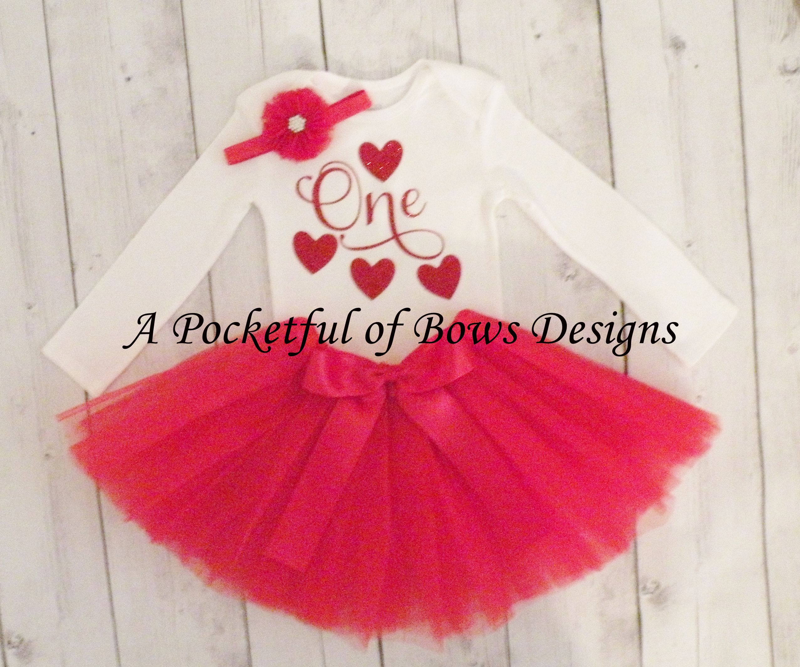 a97cd140b569 Valentines Day Birthday Outfit 1st 2nd 3rd 4th 5th Birthday