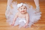 White Tutu Dress Toddler