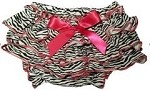 Bloomers Zebra and Hot Pink