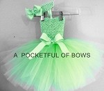 Mint Green Tutu Dress Toddler