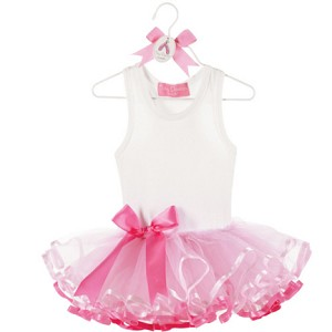 Tiny Dancer Tutu Dress