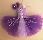 Purple Princess Couture Tutu Dress Toddler