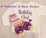 Birthday Girl Toddler Tee Shirt or Baby Body Suit