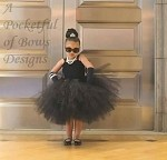 Couture Black Tutu Dress, Toddler Black Formal Dress