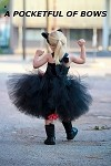 Black Cat Tutu Dress Costume Girls Size