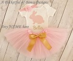 Easter Baby Girl Outfit, Toddler Girls Easter Outfit
