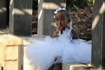 Fluffy White Tutu Skirt