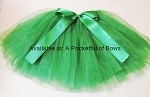 Kelly Green Tutu Skirt