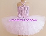 Lavender Tutu Dress Extra Fluffy