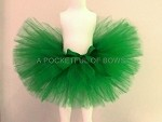 Kelly Tutu Skirt, St Patricks Day Tutu